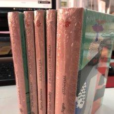 Libros: LOTE HISTORIAS DE SEDUCCIÓN: STENDHAL FITZGERALD ZORRILLA WHARTON JUAN VALERA…. Lote 297017203