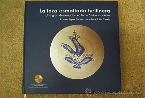 Libro ceramica hellin comprar libros nuevos de for Libro in ceramica