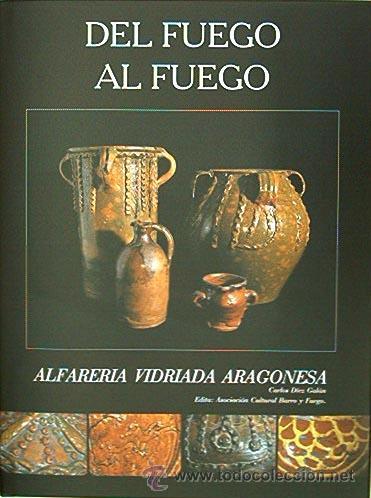 Ceramica del fuego al fuego alfareria vidriada comprar for Libro in ceramica
