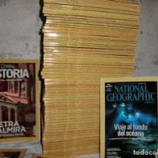 Libros: IMPRESIONANTE LOTE DE NATIONAL GEOGRAFIC. Lote 179131303