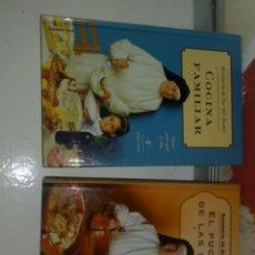 Libros: RECETARIO DE SOR MARÍA ISABEL COCINA FAMILIAR. Lote 179149171
