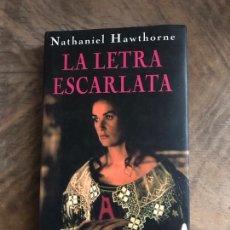 Libros: LA LETRA ESCARLATA. Lote 180412280