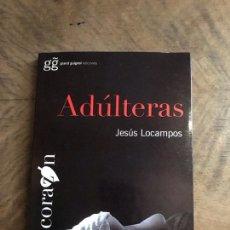 Libros: ADÚLTERAS. Lote 180412656