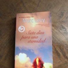 Libros: MARC LEVY. Lote 180416862