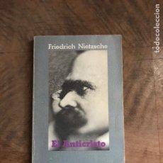 Libros: EL ANTICRISTO. Lote 180418243