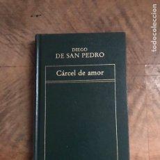 Libros: CARCEL DE AMOR. Lote 180418362