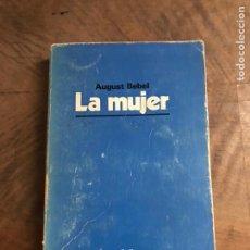 Libros: LA MUJER. Lote 180418482
