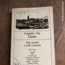 Libros: LEOPOLDO ALAS CLARÍN. Lote 180418711