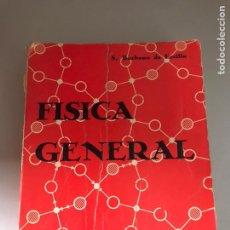 Libros: FÍSICA GENERAL. Lote 180507795