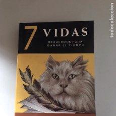 Libros: 7 VIDAS. Lote 180508720