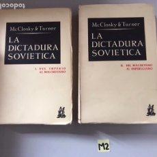 Libros: LA DICTADURA SOVIÉTICA. Lote 180508822