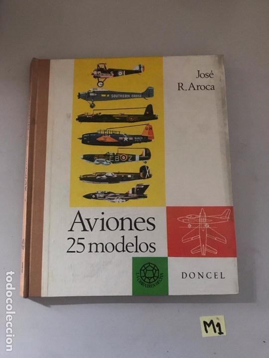 AVIONES 25 MODELOS (Libros nuevos sin clasificar)