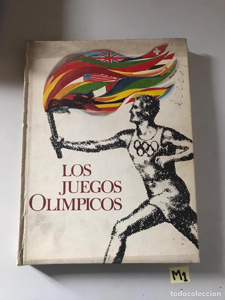 LOS JUEGOS OLÍMPICOS (Libros nuevos sin clasificar)