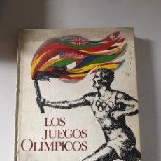 Libros: LOS JUEGOS OLÍMPICOS. Lote 180897341