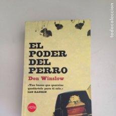 Libros: EL PODER DEL PERRO. Lote 181124545
