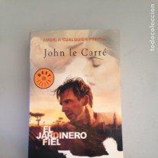 Libros: EL JARDINERO FIEL. Lote 181124723