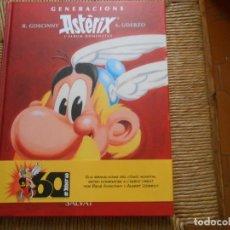 Libros: GENERACIONS ASTÉRIX - L'ALBUM HOMENATGE -. Lote 181135686