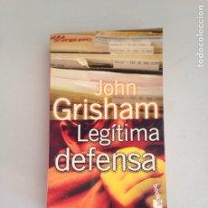 Libros: LEGÍTIMA DEFENSA. Lote 181145340