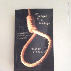 Libros: LOS JUEVES DEL VERDUGO. Lote 181145473