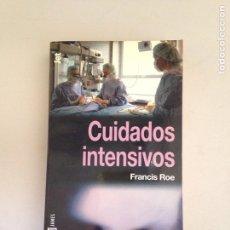 Libros: CUIDADOS INTENSIVOS. Lote 181145610