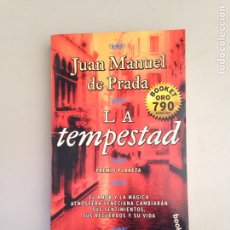Libros: LA TEMPESTAD. Lote 181145735