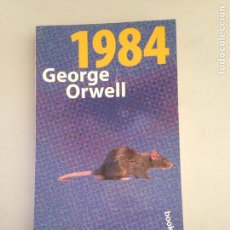 Libros: GEORGE ORWELL 1984. Lote 181145876
