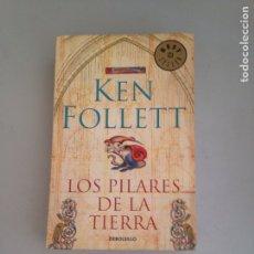 Libros: LOS PILARES DE LA TIERRA. Lote 181157072