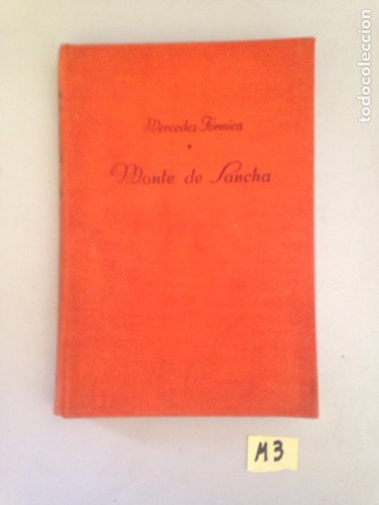 MONTE DE SANCHA (Libros nuevos sin clasificar)
