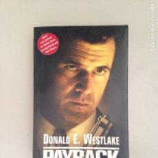 Libros: PAYBACK. Lote 181159468