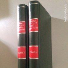 Libros: OBRAS COMPLETAS. Lote 181434808