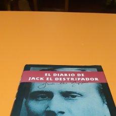 Libros: EL DIARIO DE JACK EL DESTRIPADOR. Lote 182087545