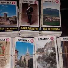Libros: NAVARRA TEMAS DE CULTURA POPULAR DIPUTACION FORAL DE NAVARRA 271 LIBRILLOS. Lote 183018057