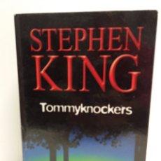 Libros: LIBRO TOMMYKNOCKERS DE STEPHEN KING. Lote 183607658