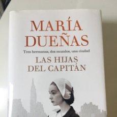 Libros: MARIA DUEÑAS - LAS HIJAS DEL CAPITÁN. Lote 183778813