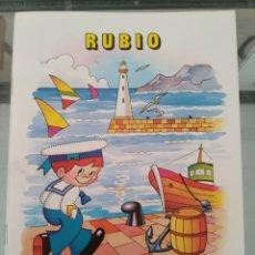 Libros: CUADERNO RUBIO ESCRITURA N 04. NUEVO. Lote 183820378