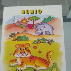 Libros: CUADERNO RUBIO ESCRITURA N 05. NUEVO. Lote 183821881