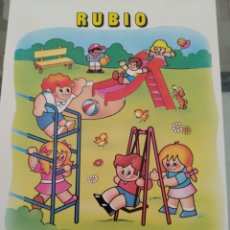 Libros: CUADERNO RUBIO ESCRITURA N 06. NUEVO. Lote 183822352