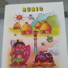Libros: CUADERNO RUBIO ESCRITURA N 07. NUEVO. Lote 183822930