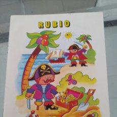 Libros: CUADERNO RUBIO ESCRITURA N 1. NUEVO. Lote 183823771