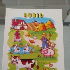 Libros: CUADERNO RUBIO ESCRITURA N 2. NUEVO. Lote 183824377
