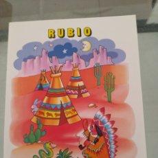 Libros: CUADERNO RUBIO ESCRITURA N 4. NUEVO. Lote 183825083