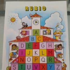 Libros: CUADERNO RUBIO ESCRITURA N 5. NUEVO. Lote 183825513