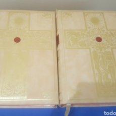 Libros: BIBLIA DE JERUSALEN ILUSTRADA DE GUSTAVO DORE.OBRA COMPLETA. Lote 183881703