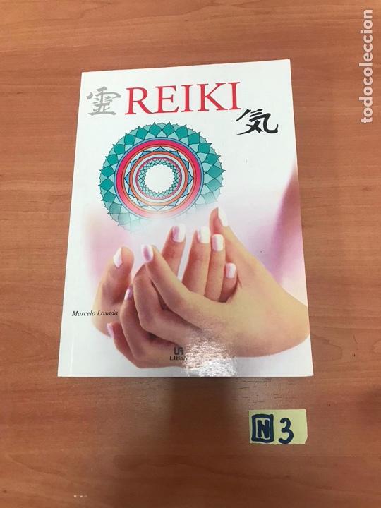 REIKI (Libros nuevos sin clasificar)