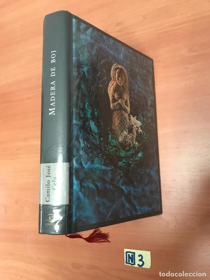 MADERA DE BOJ (Libros nuevos sin clasificar)