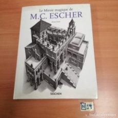 Libros: M.C ESCHER. Lote 184367583