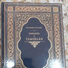 Libros: EMBAJADA A TAMORLAN (LA RUTA A SAMARCANDA. Lote 185967401