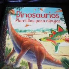 Libros: LIBRO PARA COLOREAR DE DINOSAURIOS DE USBORNE.. EN ESPAÑOL...PONGA BUSCADOR USBORNE.. VERÁN PRECIOS. Lote 185967600
