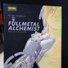 Libros: FULLMETAL ALCHEMIST. Lote 187542033