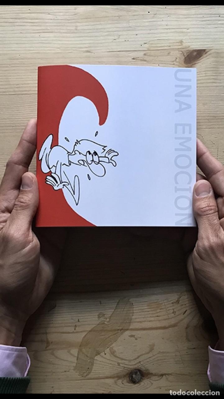 UNA EMOCION UPL ILUSTRACIONES EMOCIONESFANZINE AUTOAYUDA CONOCIMIENTO PERSONAL DESARROLLO FIRMADO (Libros nuevos sin clasificar)